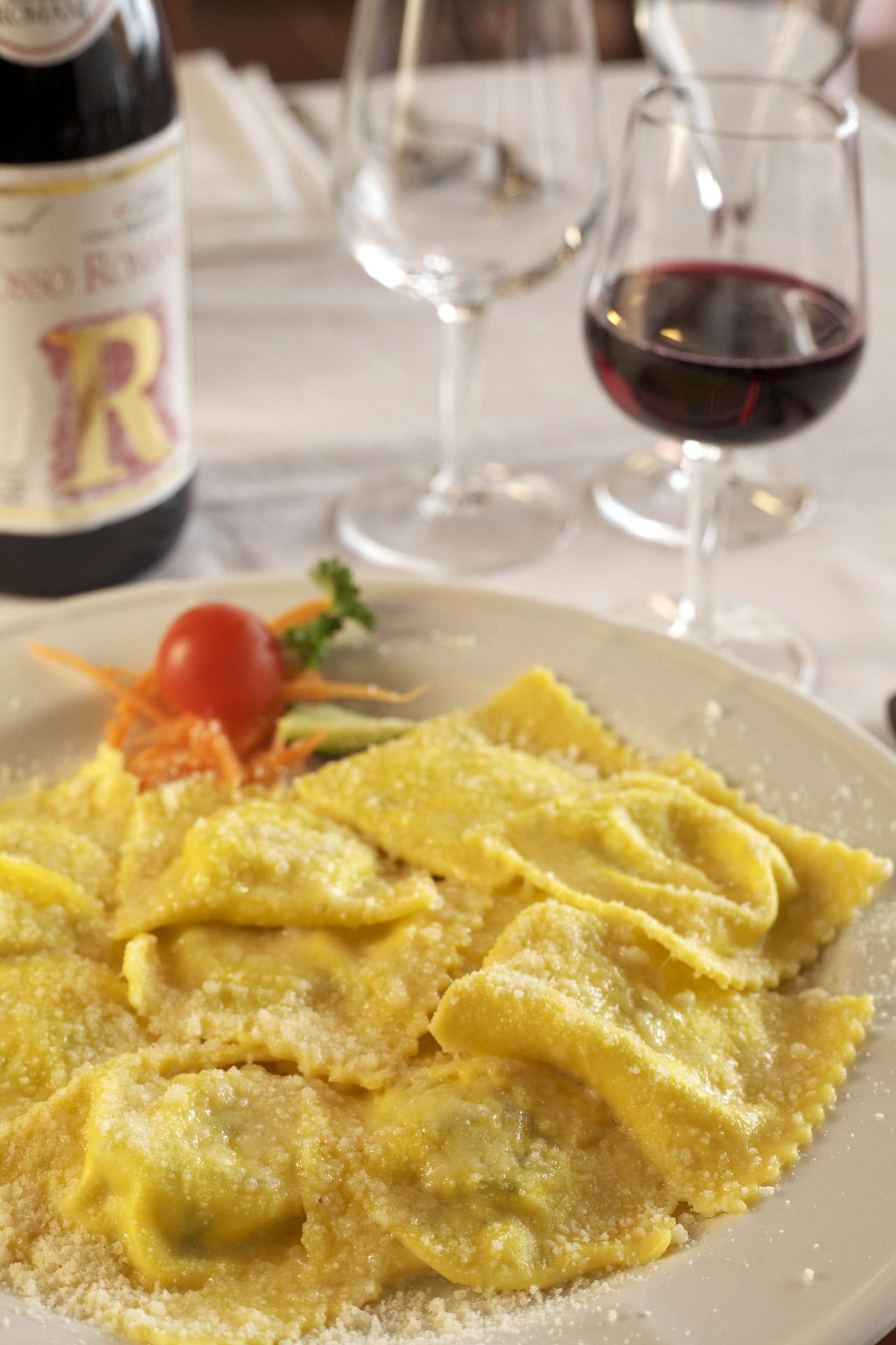 Ristorante ristorante romani for Primi piatti tipici romani
