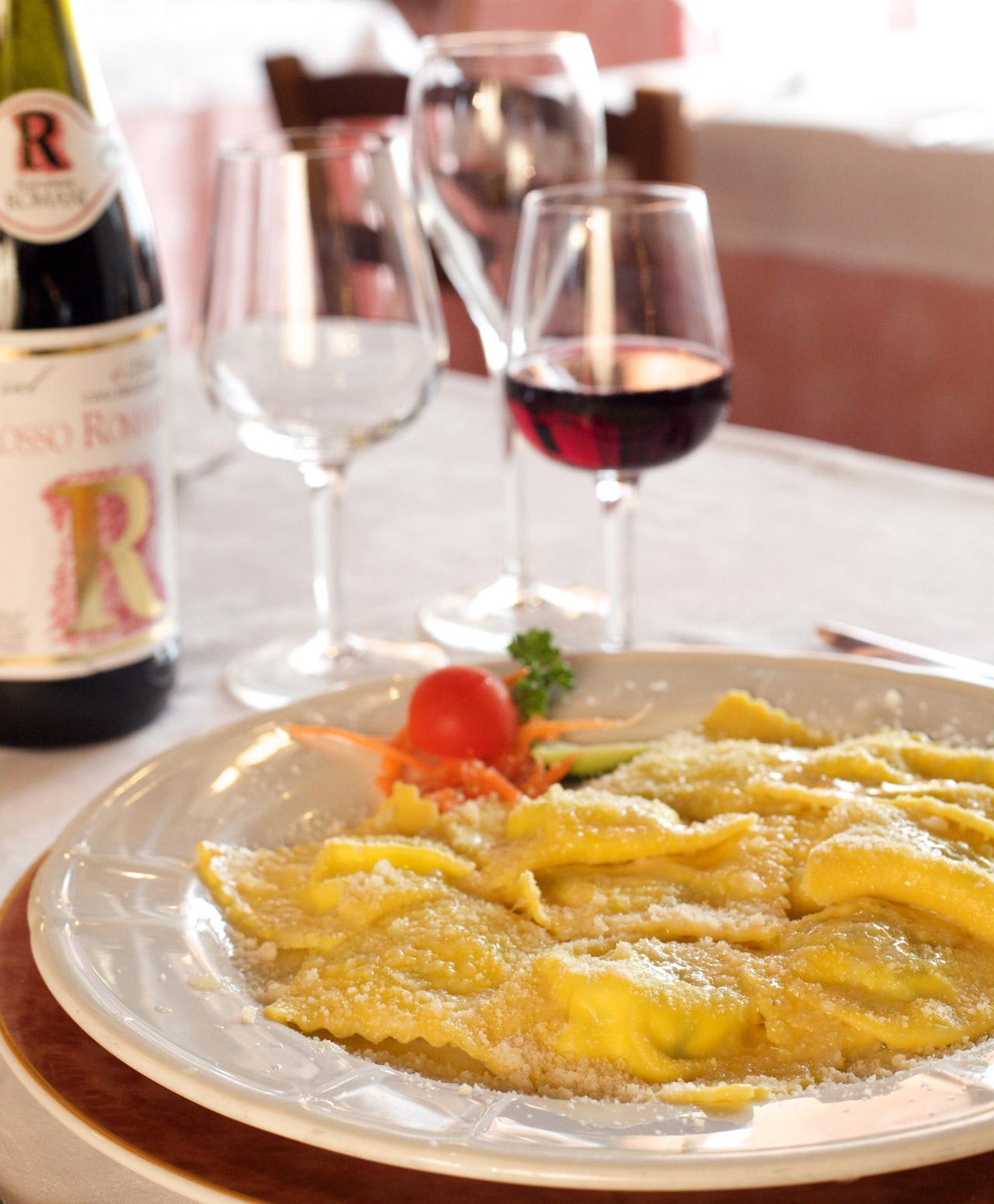 Primi piatti ristorante romani for Piatti ristorante