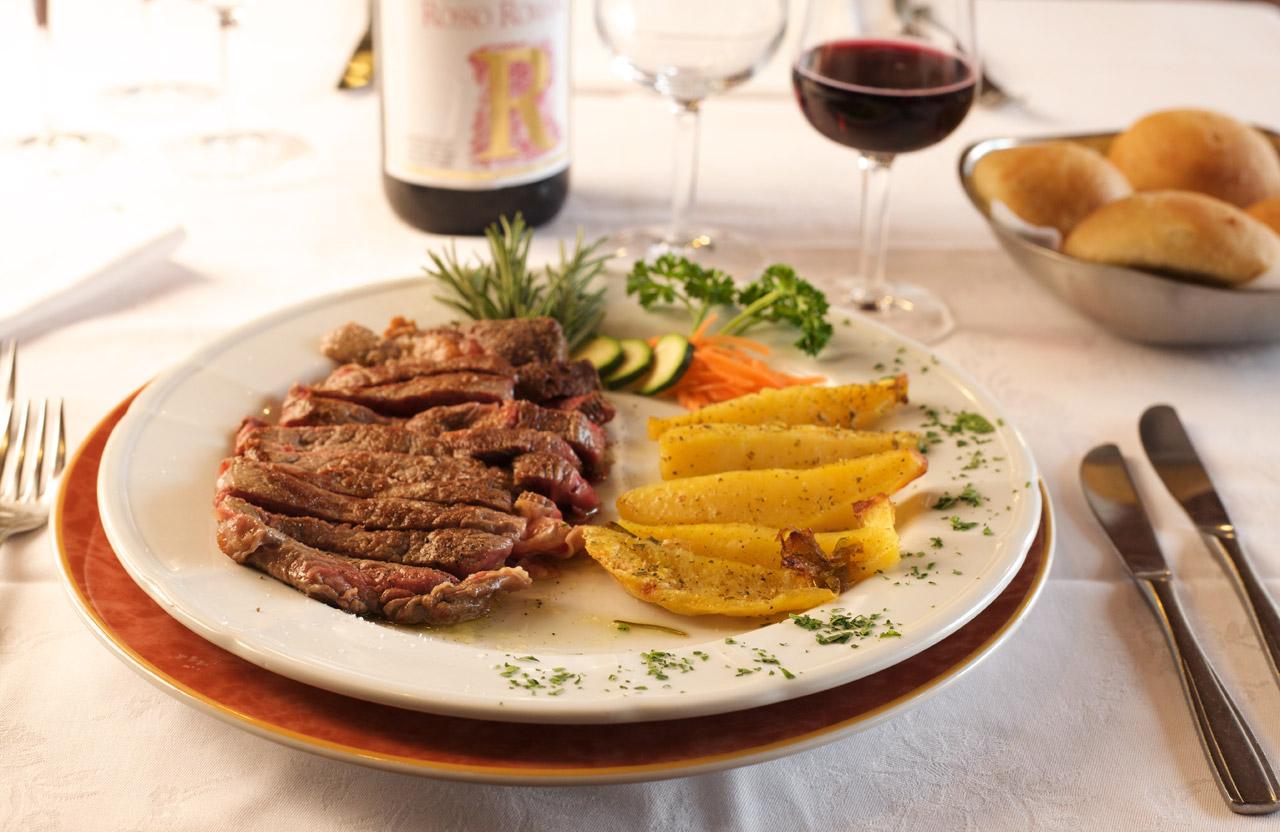 secondi piatti ristorante romani