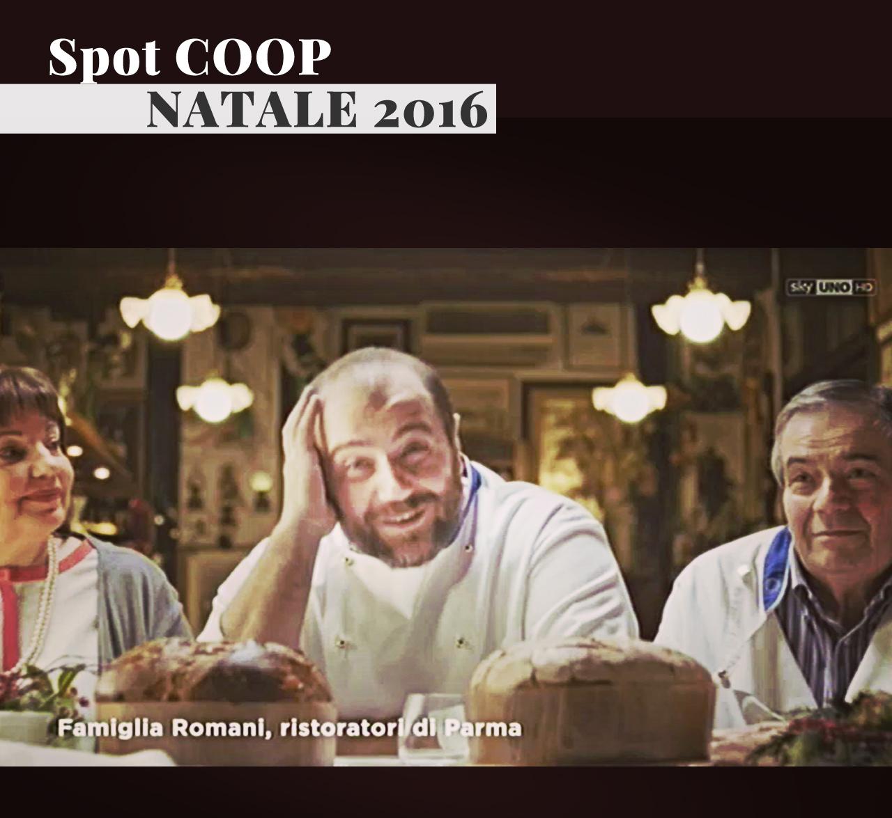 Spot Coop Natale 2016